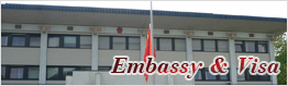 China Embassies & Visa